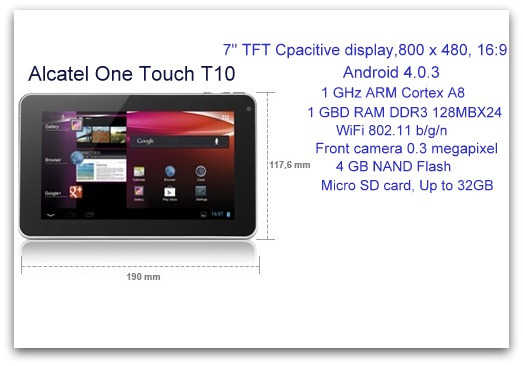 One Touch T10
