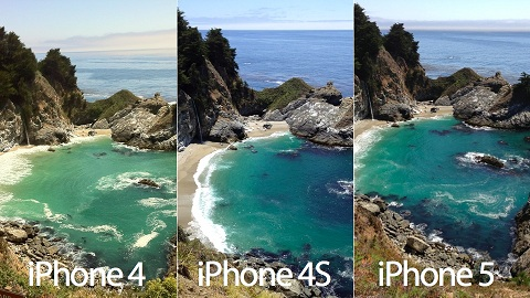 iphone 5 photos comparison