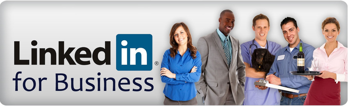 Linkedin for business marketting