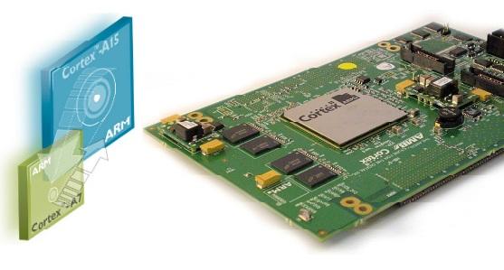 Samsung 8-core processor