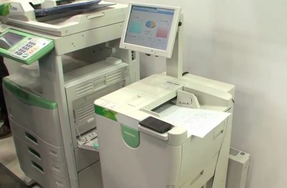 toshiba printer
