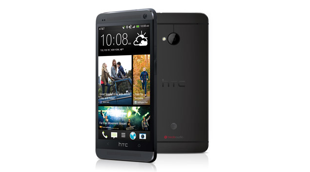 AT&T and Sprint Announce the Release of Black HTC One