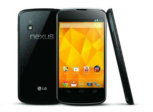 Nexus 4 rumor