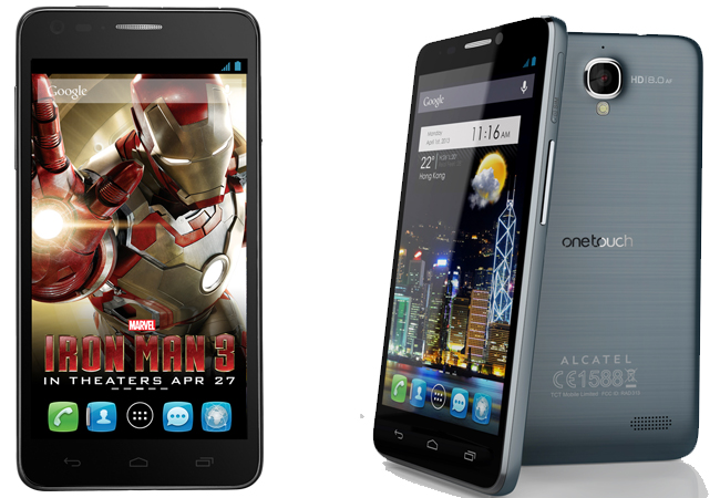 Two New Alcatel Smartphones in India: One Touch Idol and One Touch Idol Ultra