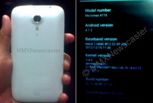 Latest Micromax A115 Canvas 3D