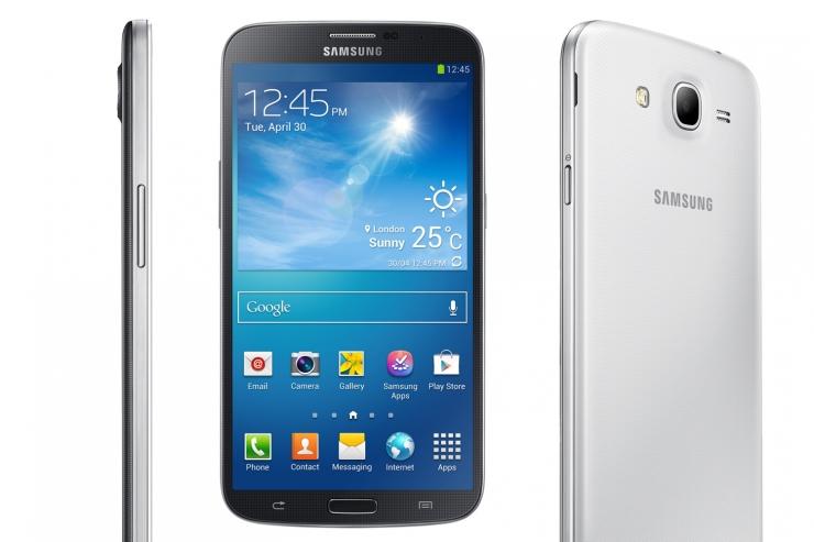 Samsung 5.8-inch and 6.3-inch Galaxy Mega smartphones