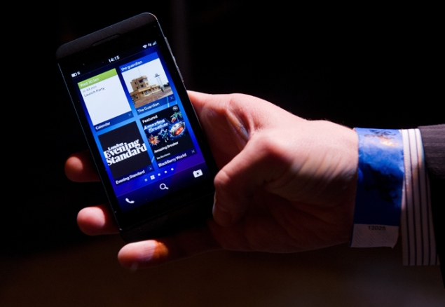 BlackBerry Announces the Update of BlackBerry 10.1 OS to BB Z10 Owners