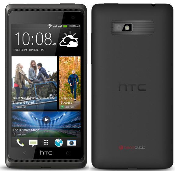 HTC launches Dual-SIM Desire 600 with quad-core processor