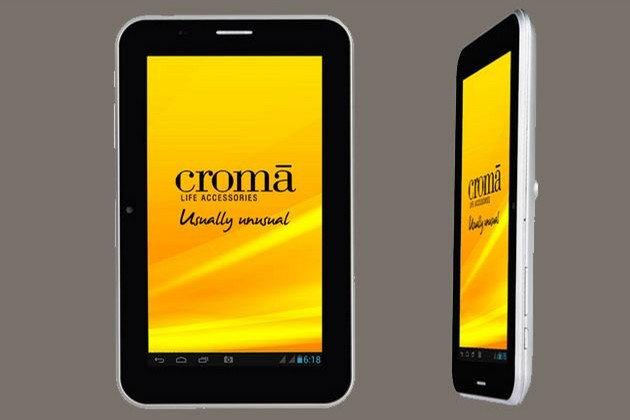 Croma Set to Launch 3G Tablets Very Soon in India