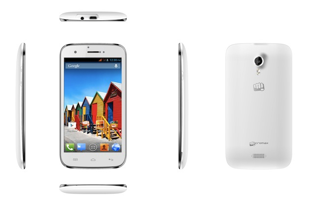 Micromax Launches A115 Canvas 3D Officially in India