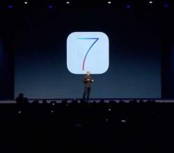 Apple Announces iOS 7