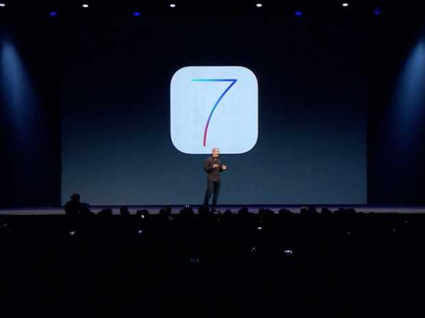 Apple Announces iOS 7