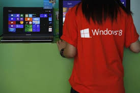 windows 8 security problem