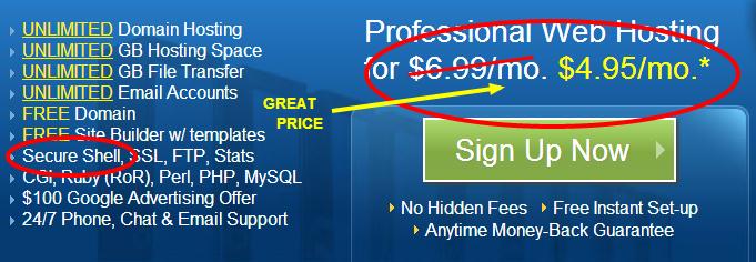 bluehost-price
