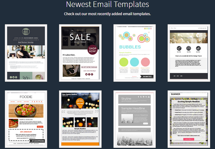 aweber-email-templetes